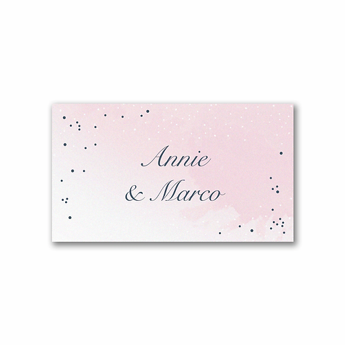 Champagne Wedding Tab - FB56826TB