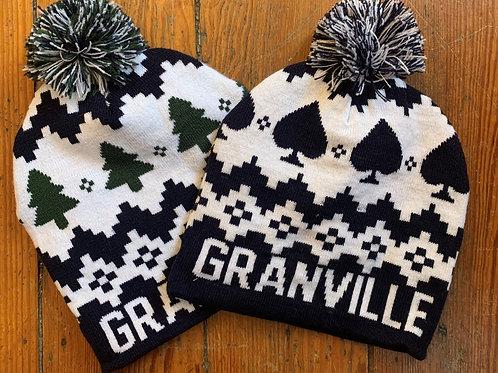587 Granville Knit Beanies