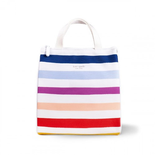 Kate Spade lunch tote, Candy Stripe -213335