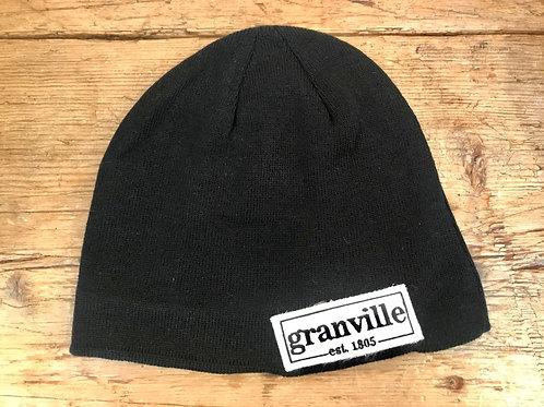 587 Black Est. Granville Winter Hat