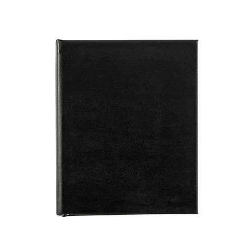 Desk Address Book Leather - DAB-BND