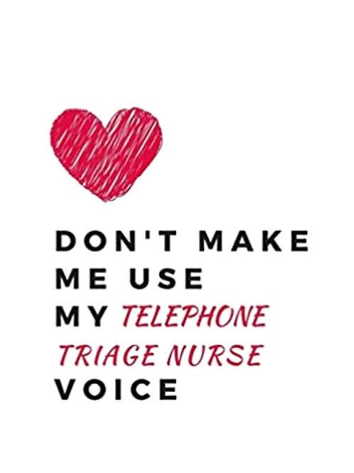 7 Nurse Greeting Card