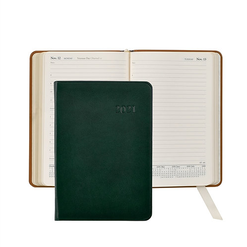 2021 Daily Journal Traditional Leather - AJL-TR1