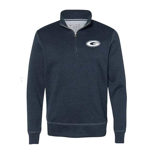 Sweater Fleece Quarter-Zip Sweatshirt