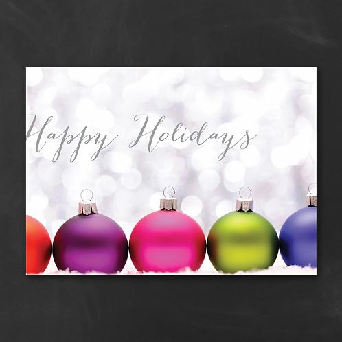 Colorful Ornaments  YM28719FC
