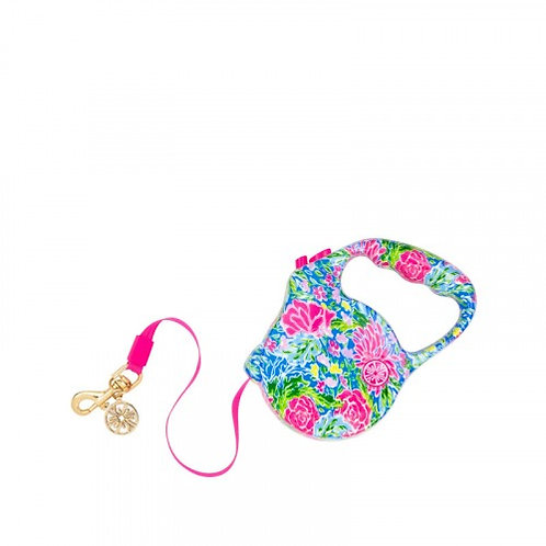 Lilly Pulitzer Dog Leash, Bunny Business - 215501