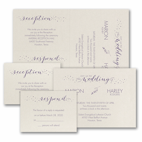 Weddings Dots Sep 'n Send - VZ37445