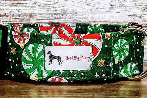 Real Big Puppy Collar 23 - Holiday