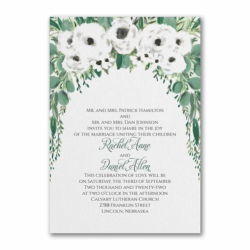 Greenery Garden Invitation -FB56817D