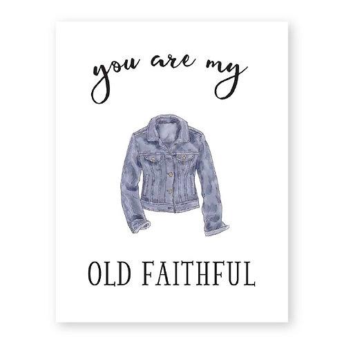 CG864 Old Faithful