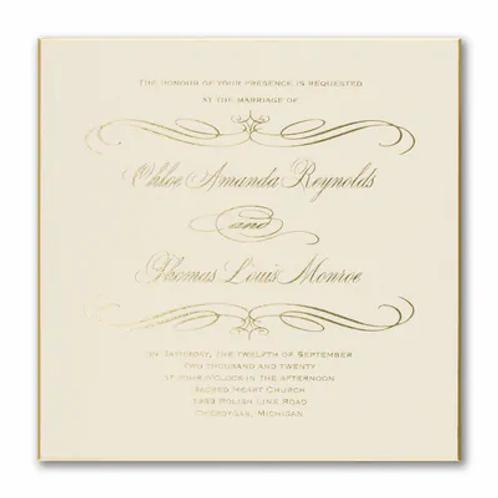 Royalty Invitation -BS40118