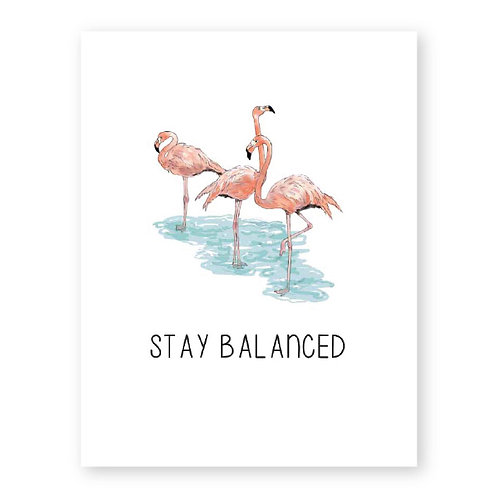 CG872 Stay Balanced