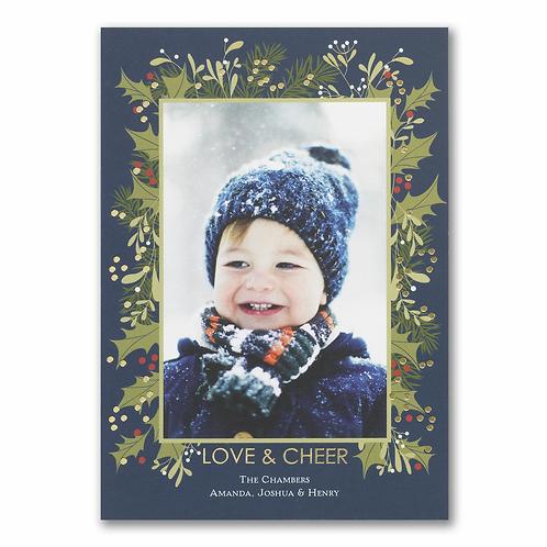 Love & Cheer Holly  YU55438FC