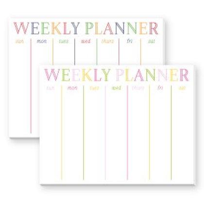 Donovan Design Weekly Schedule