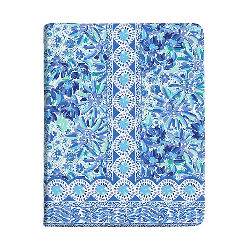 Lilly Pulitzer concealed spiral journal, High Manetenance