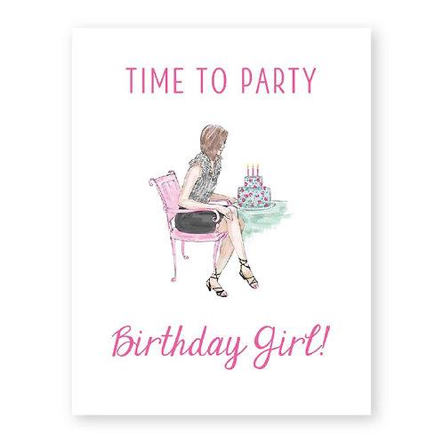 CG902 Birthday Girl