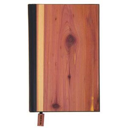Classic Wood Journal