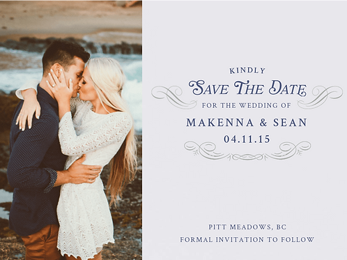 Envelopments - Once Upon a Time Save The Date