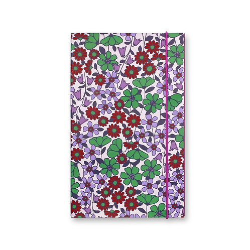 kate spade new york take note large notebook, floral medley