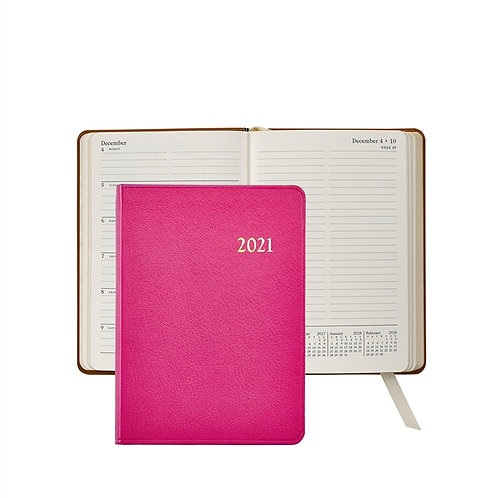 2021 Notebook Goatskin Leather - WJ7-GTI