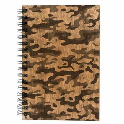 Woodland Camo Journal