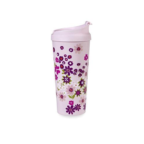 kate spade new york thermal mug, pacific petals