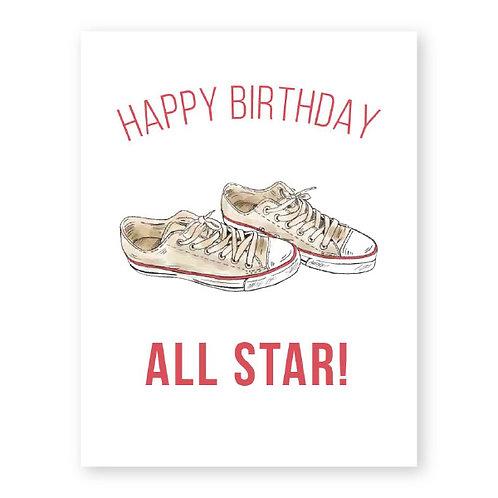 CG892 All Star