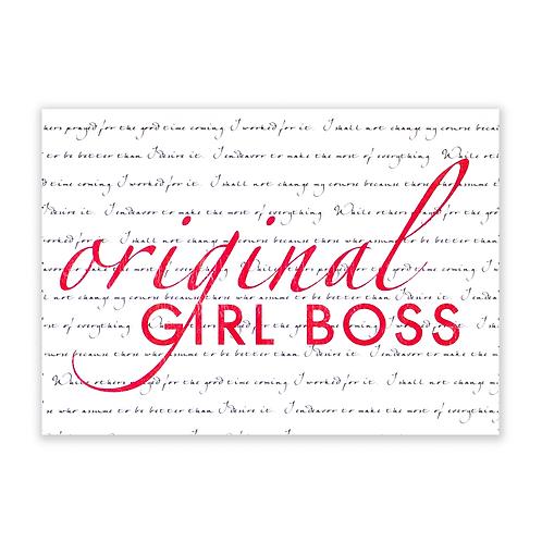 Girl Boss: Original