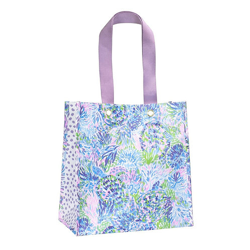 lilly pulitzer market shopper, shell of a party