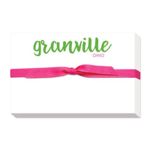 587Granville Pudgie Notepad
