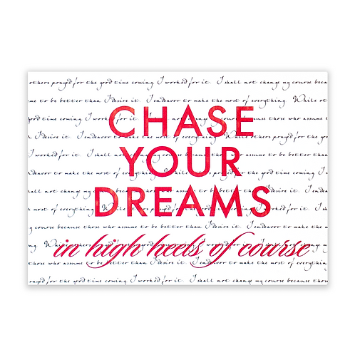Girl Boss: Chase Your Dreams