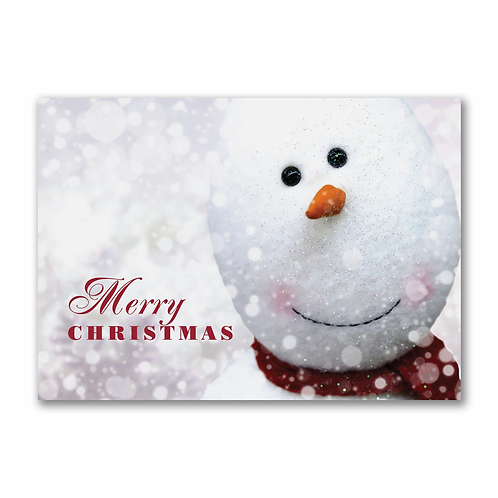Christmas Snowman YM19438FC