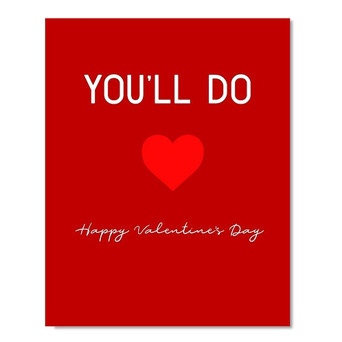 Valentines Day Greeting Card - 17