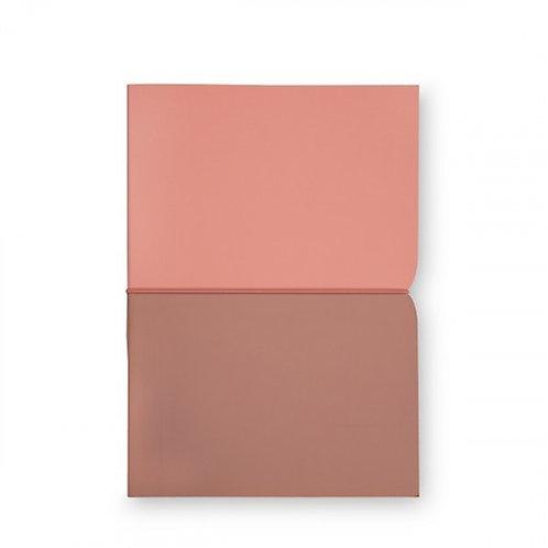 Kate Spade Pink Plunge Notebook