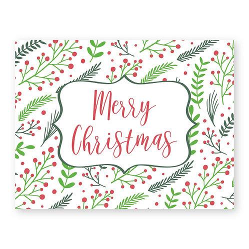 Merry Christmas Boutique Box