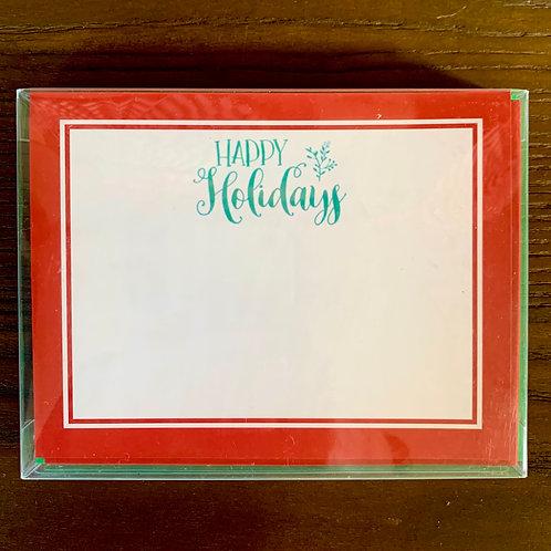 JW Happy Holiday's Boxed Set
