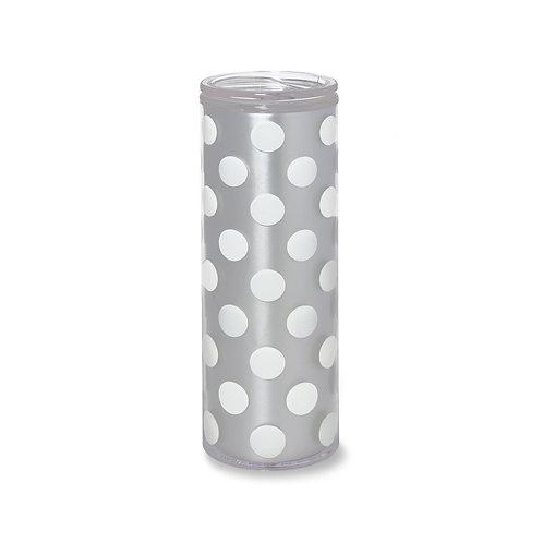 kate spade new york thermal mug, white dot