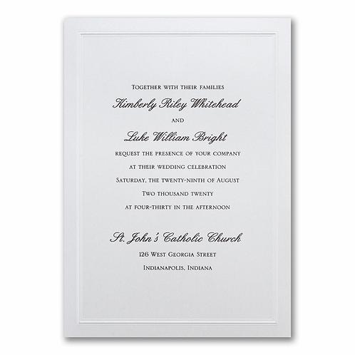 Shimmering Wedding - WR13934
