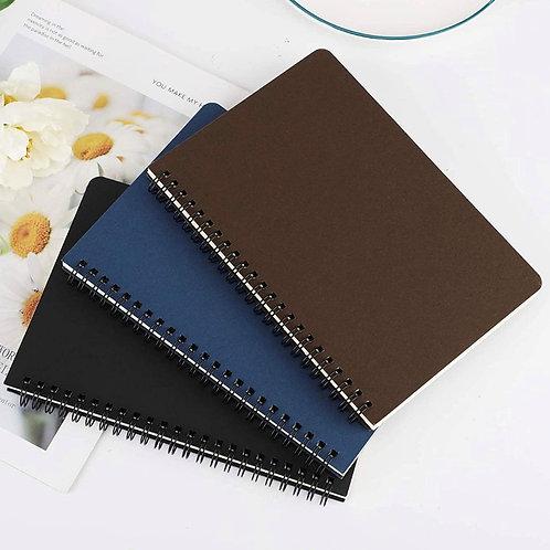 """Spiral Bound Notebook - 5.7 x 8.2"""""""