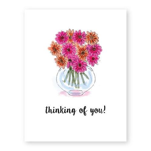 Donovan Designs Greeting Card 891