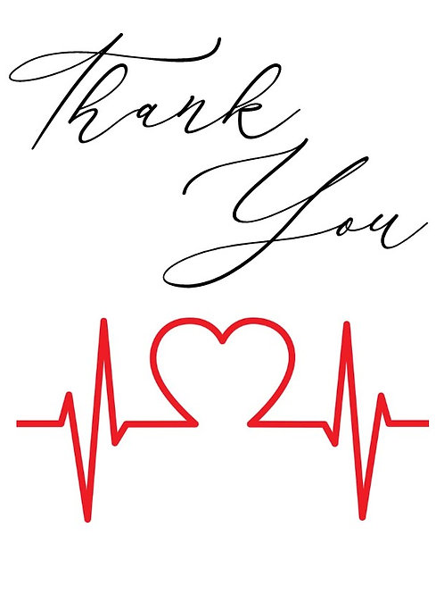 1 Healthcare Greeting Card