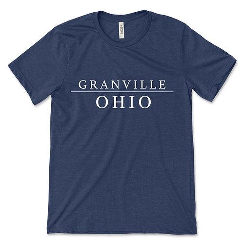 587 Blue Ohio Tee