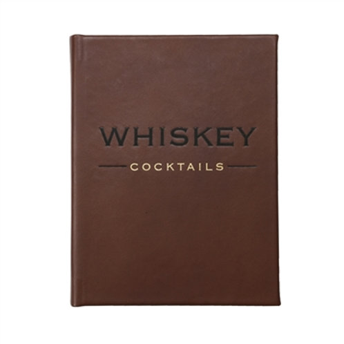 Whiskey Cocktails Genuine Leather