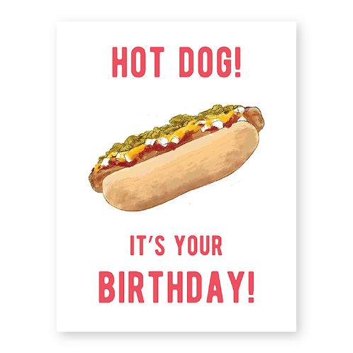 CG942 Hot Dog