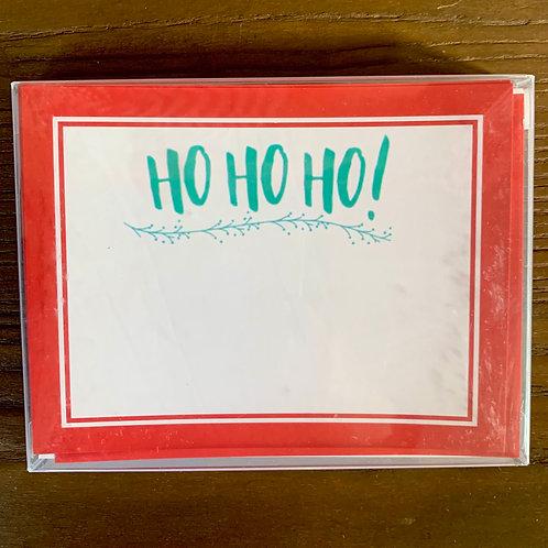 JW Ho Ho Ho Red Boxed Set
