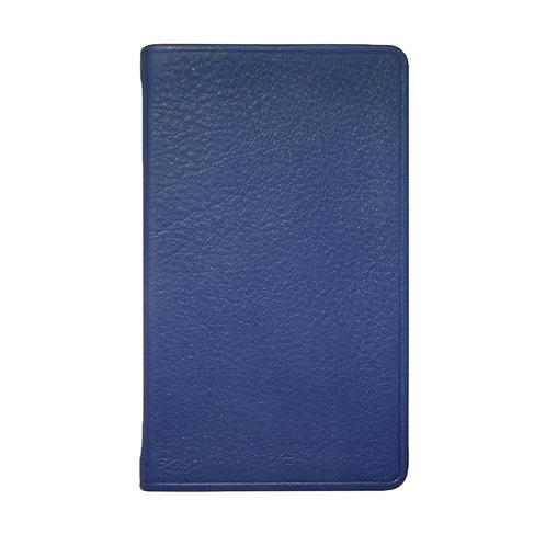 Pocket Notes Black Traditional Leather - PL5-TR1