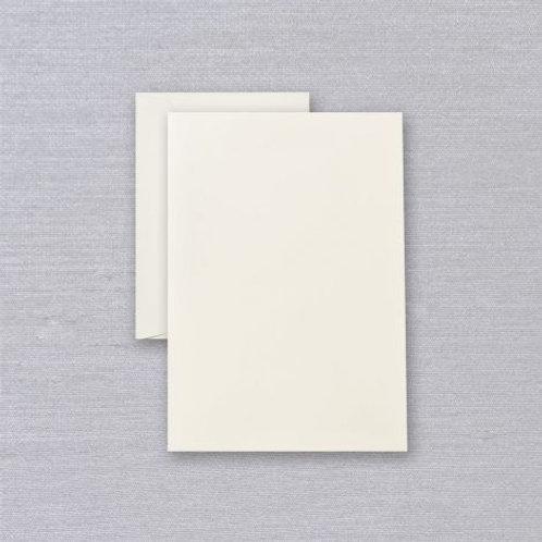 Ecru Half Sheets