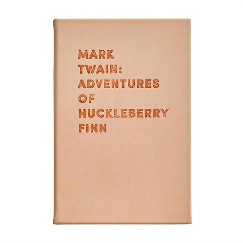 Adventures Of Huckleberry Finn Vachetta Leather