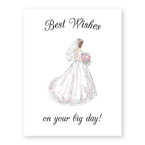 CG929 Best Wishes
