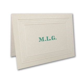 Personalized Notecards SD70554